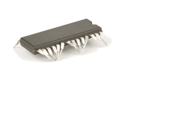 bussines technology chip
