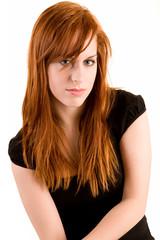 Sexy Redhead Lady