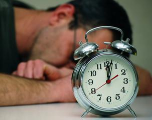 schlafen Wecker