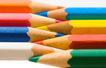 Colour pencils