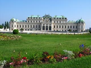 le Belvédère de Vienne