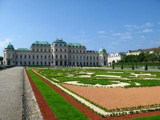 jardins de Vienne