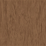 Vector - Realistic wood grain background. poster