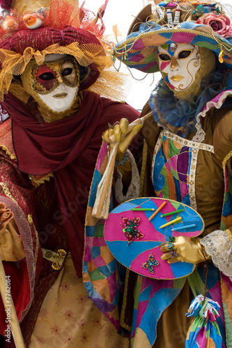 cacher masque visage regard mystérieux secret carnaval venise co