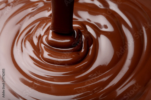 chocolate flow - 7762655