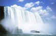Leinwanddruck Bild - niagara falls