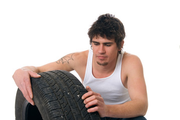 Tire Inspecition