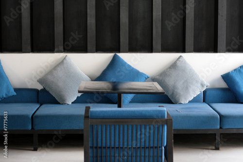 Chairs and sofa