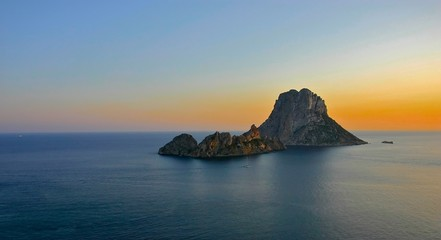 Ibiza Sunset at Es Vedra - Ibiza