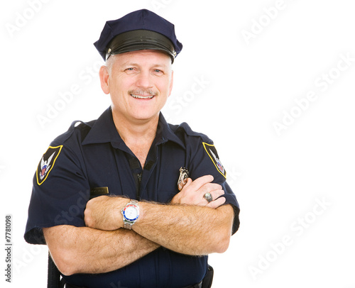 Friendly Policeman