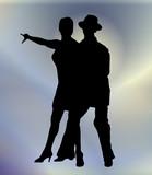 Ballroom Dance 3 poster