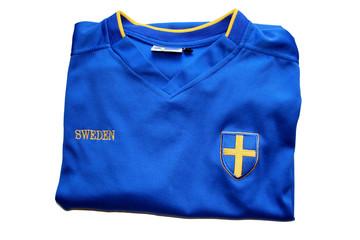 Sweden Soccer T-Shirt
