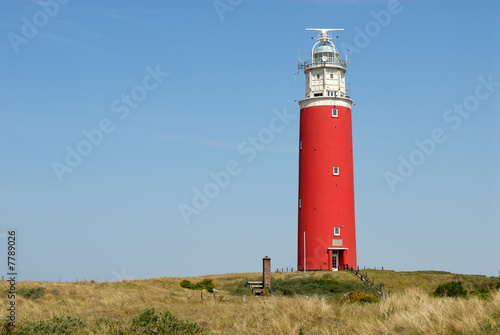 Lighthouse in Texel, the Netherlands - 7789026