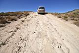 4 wheel drive in Flinders National Park in Australia poster