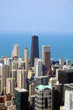 Chicago aerial view