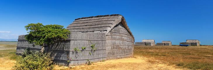 cabane de pecheur