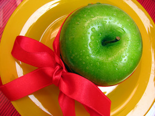 apple is gift