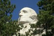 President George Washington at Mount Rushmore