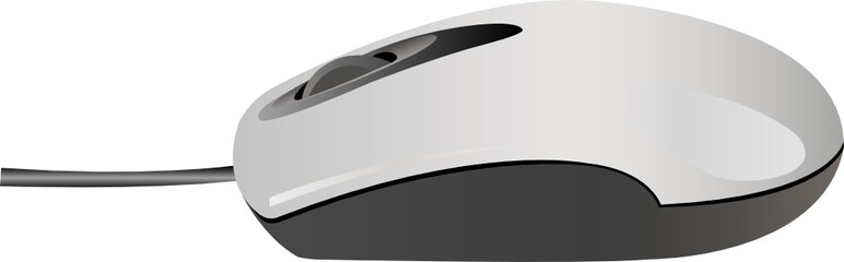 vector computer mouse