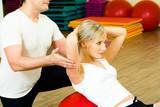 Fototapety Physical exercise