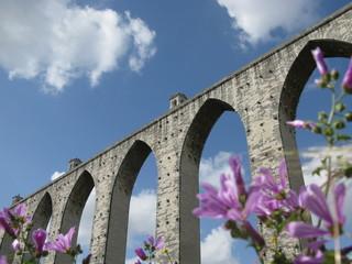 Aquädukt in Lissabon