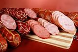 Fototapeta wołowiny - kawałek - Mięso