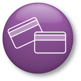 Credit Card Icon poster