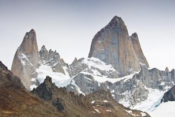 Mount Fitz Roy, Los Glaciares NP, Argentina