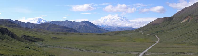 Mount McKinley, Denali, Alask