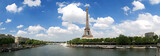 Fototapeta pejzaż - Eiffel - Inne