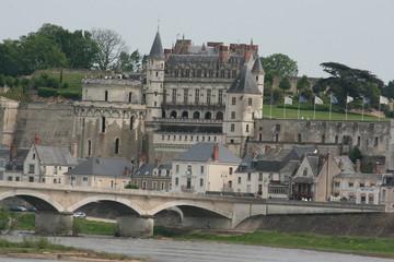 Amboise et son château (Indre-et-Loire, Région Centre)