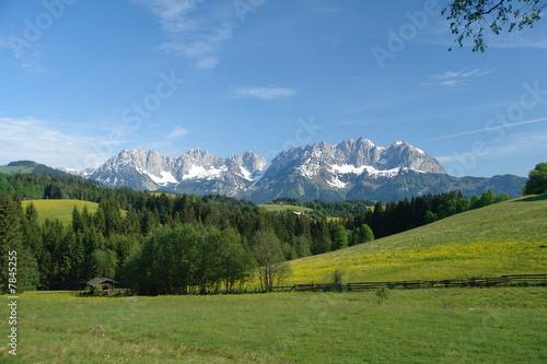 Wilder Kaiser - Tirol © Ars Ulrikusch