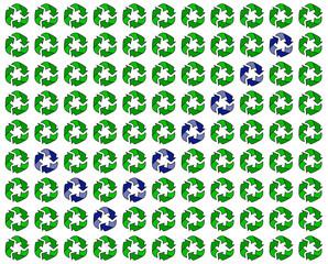 Recyclable / Développement durable