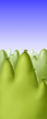 monti verdi