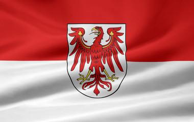 Brandenburgische Flagge