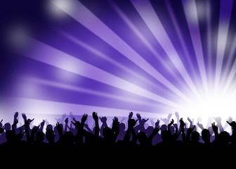 Disco dance light