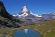 Riffelsee - Lagune unterm Matterhorn