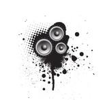 Grunge Party Speaker