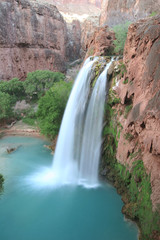 Beautiful Havasu Falls