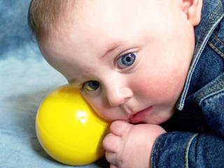 Pondering Baby