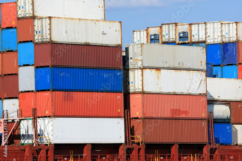 container shipping x