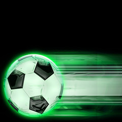 football green speed