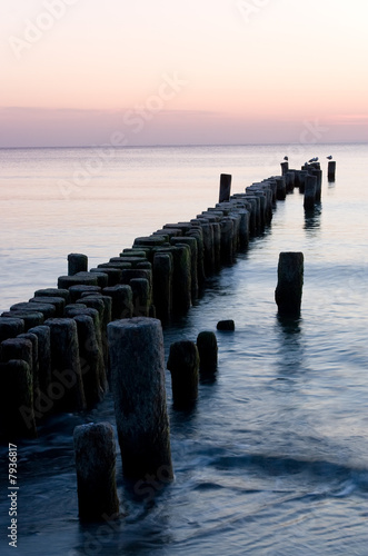 canvas print picture Ostsee 3