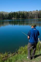 Pine Lake Fishing