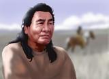 ricordo apache poster