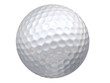 canvas print picture - Golf Ball