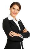 Business woman - Fine Art prints