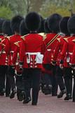 Relève de la garde, Londres poster