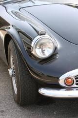 Classic Car - Front Corner