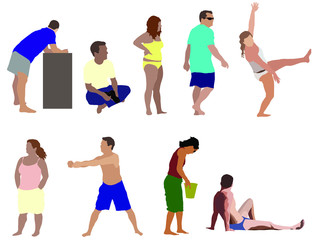 Beach People 2